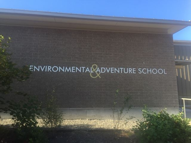 Environmental & Adventure School building